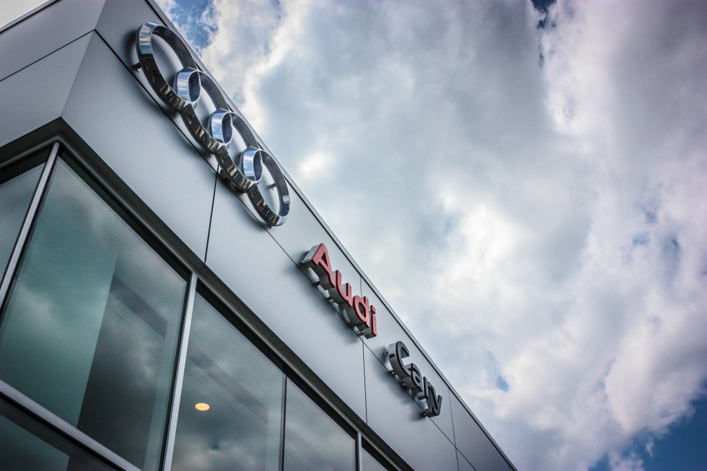 Audi Cary - Spring